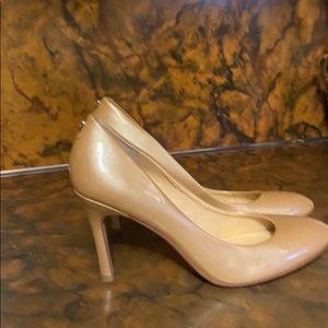 Ivanka Trump size 9,  3/12 inch high shoes.